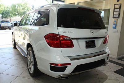 2016 Mercedes-Benz GL GL 550